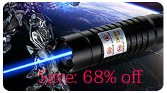 3000mw blue laser pointer